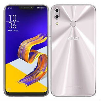 Asus Zenfone 5 (2018) ZE620KL 4GB/64GB Dual Sim with Tempered Glass Screen Protector - Meteor Silver