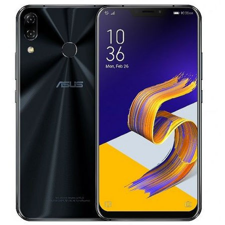 Asus Zenfone 5 (2018) ZE620KL 4GB/64GB Dual Sim with 32GB Micro SDHC Memory Card with SD Adapter - Midnight Blue
