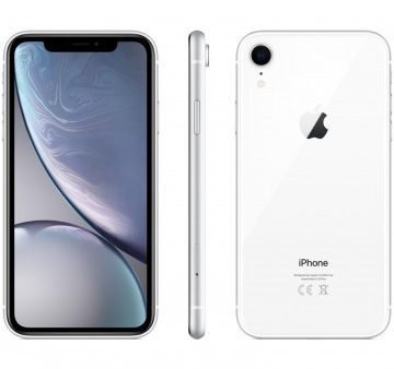 Apple iPhone XR 64GB (Dual nano-SIM) A2108 SIM FREE/ UNLOCKED - White