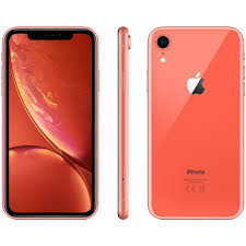 Apple iPhone XR 64GB (Dual nano-SIM) A2108 SIM FREE/ UNLOCKED - Coral
